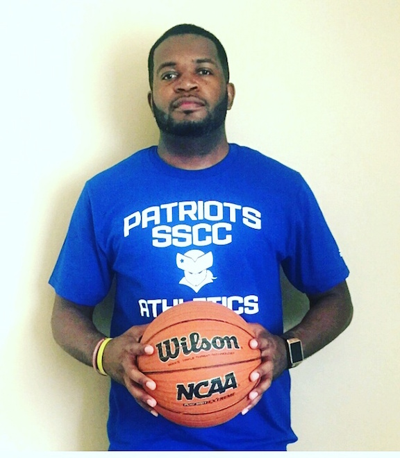 Pictured is new SSCC Men's Basketball head coach Kelvin Gaines. (Submitted photo by SSCC)