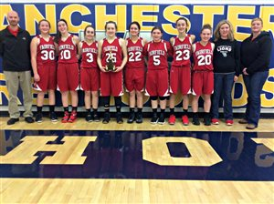Fairfield 8th graders 2nd in SHAC tournament