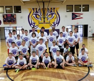 McClain boys basketball program hosts youth camps
