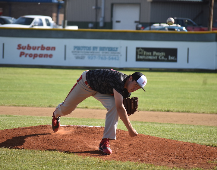 Post 129 splits doubleheader with Springfield